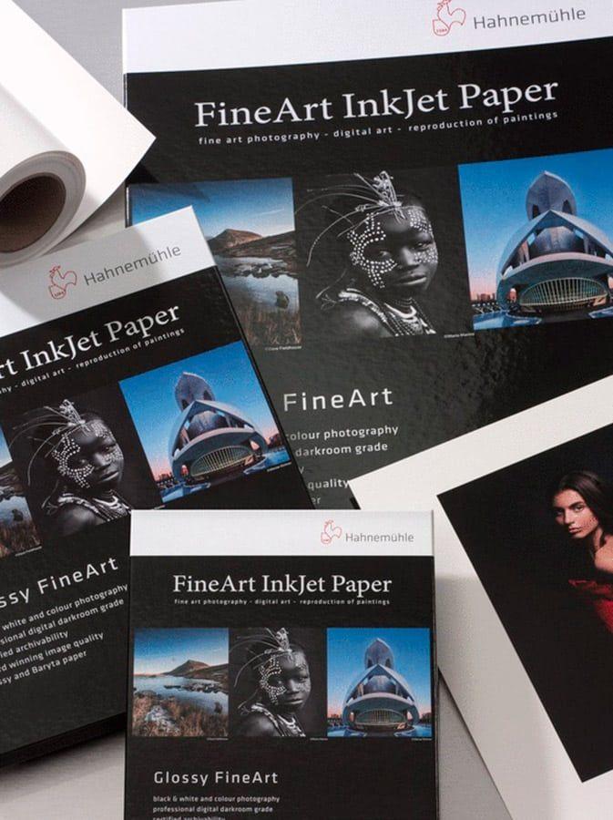 FineArt Glossy/Satin - FineArt Baryta Satin