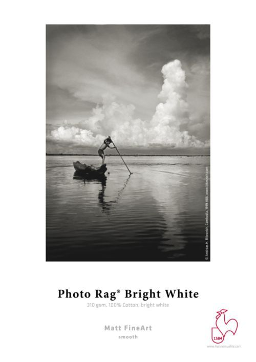 Matte Fine Art Smooth - Photo Rag Bright White