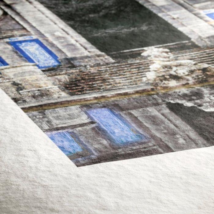 Matte FineArt Textured Torchon