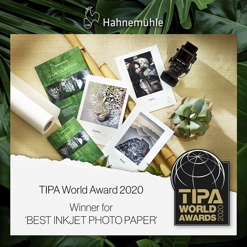 Premio TIPA 2020 por la Línea Natural