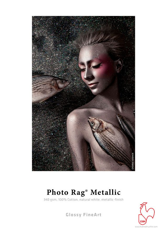 Photo Rag Metallic